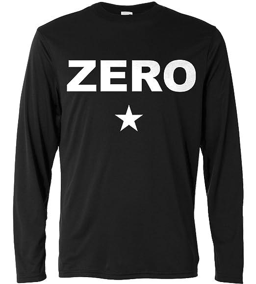 LaMAGLIERIA Camiseta de Manga Larga Hombre - Smashing Pumpkins - Zero - Long Sleeve 100% Algondon: Amazon.es: Ropa y accesorios
