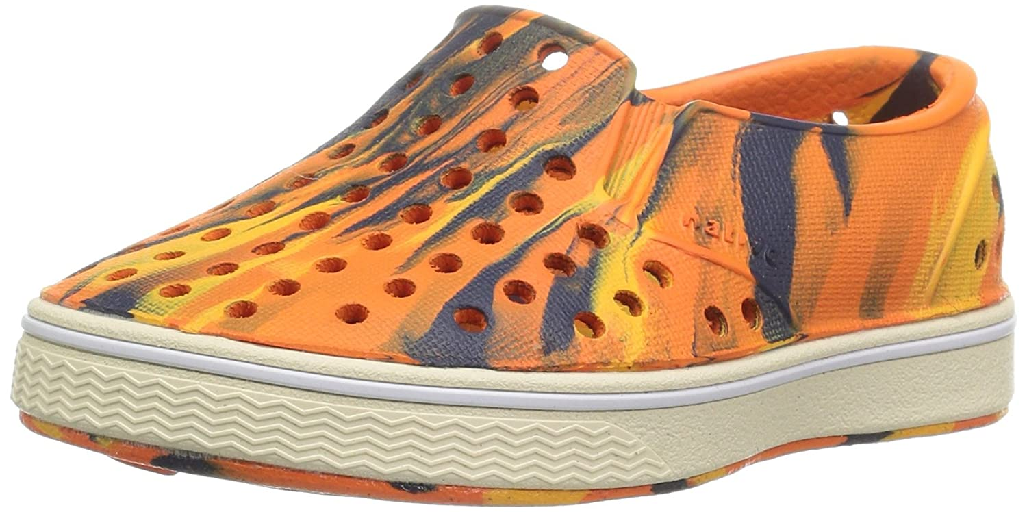 Native Kids' Miles Marbled Child Sneaker