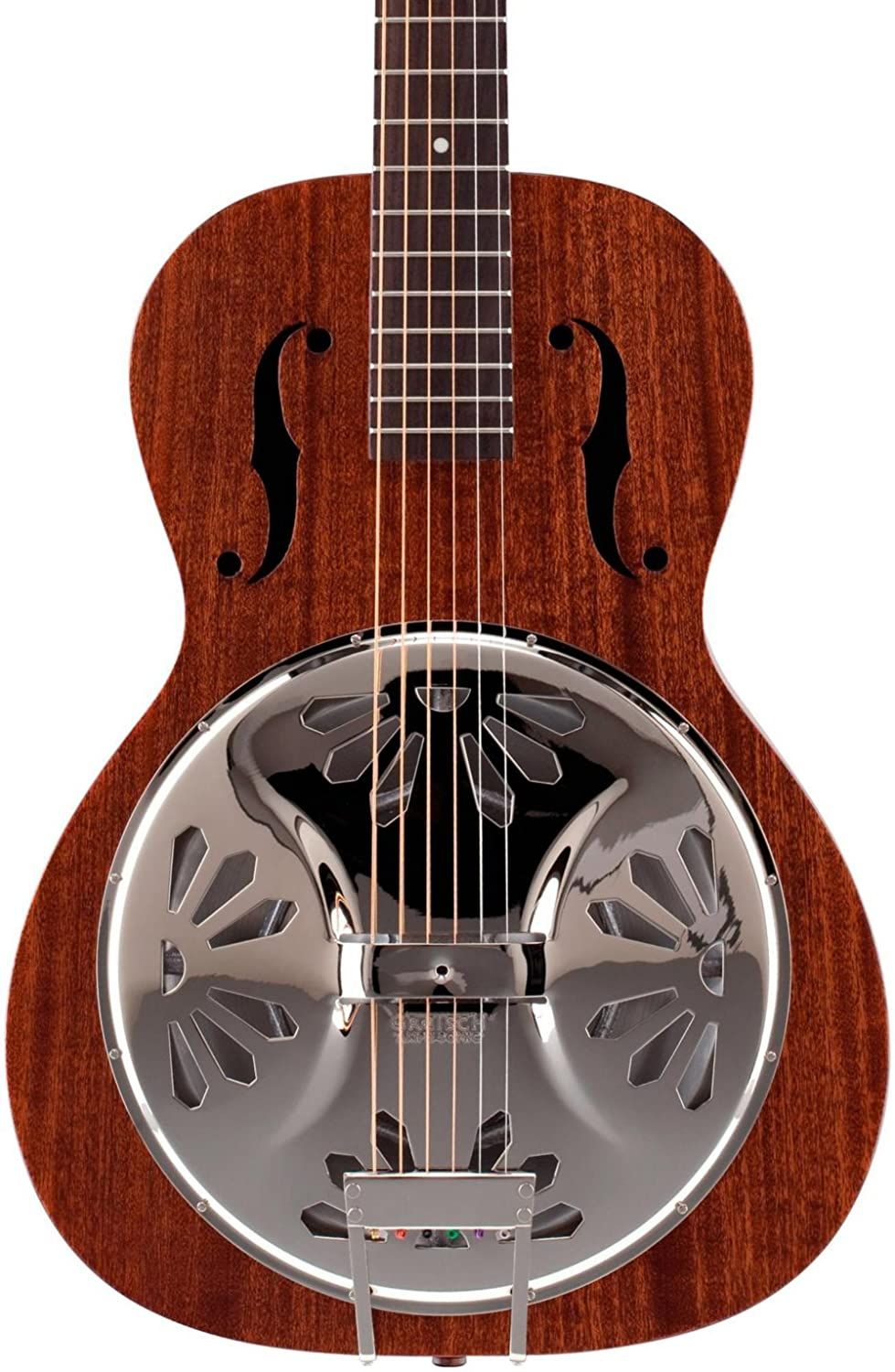 GRETSCH G9200 Boxcar Round-Neck Resonator Guitar リゾネイターギター B0149J3Z7W