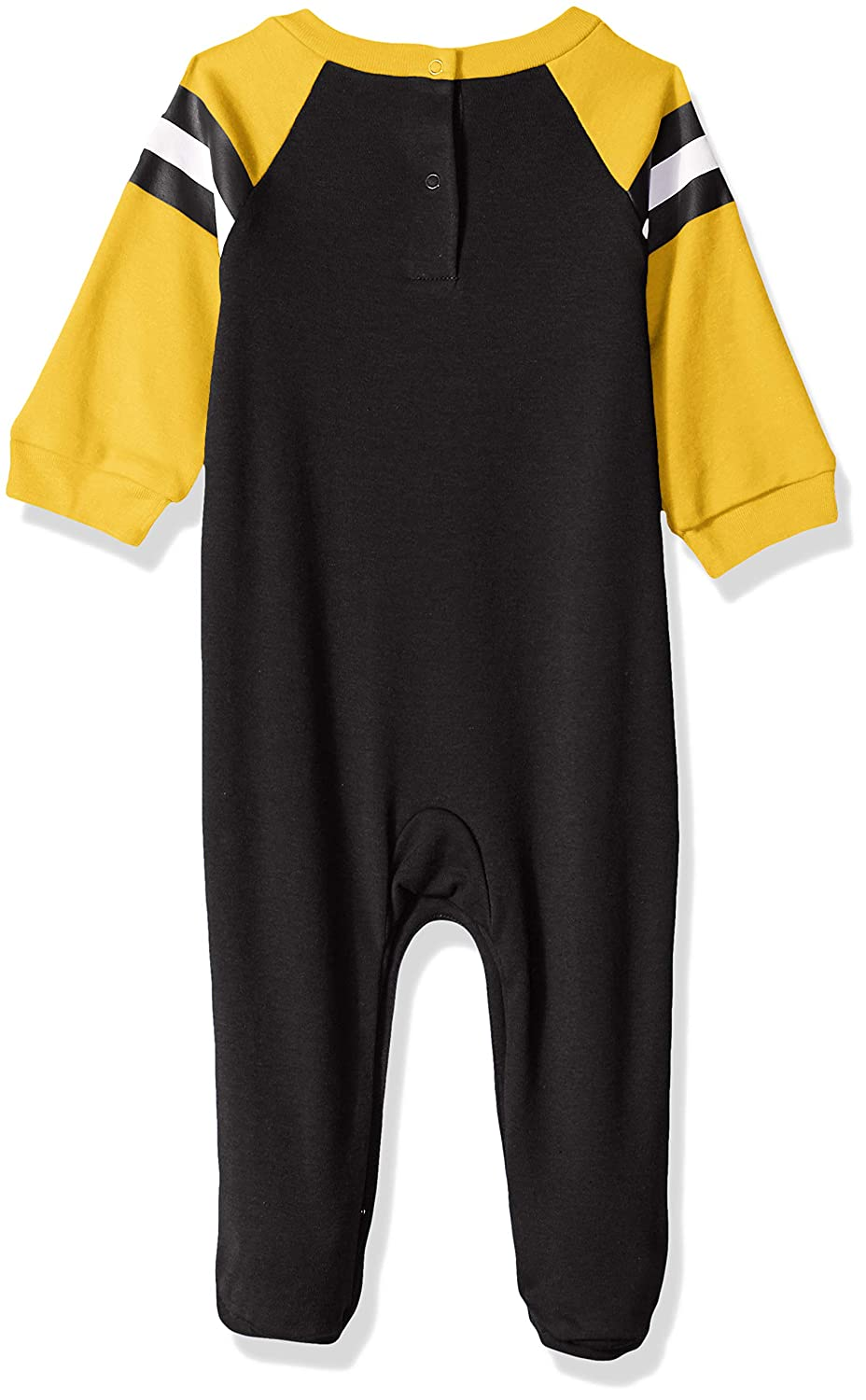 4ac976caf0f31 Amazon.com : NFL Pittsburgh Steelers Unisex-Baby Sleep 'N Play, Black, 3-6  Months : Sports & Outdoors