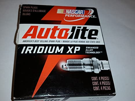 Autolite XP5703 Iridium XP Spark Plug by Autolite