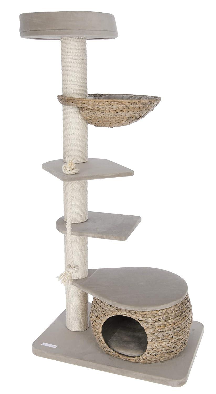 Amazon.com: Kerbl - Árbol para gatos (hoja de banana, 27.6 x ...