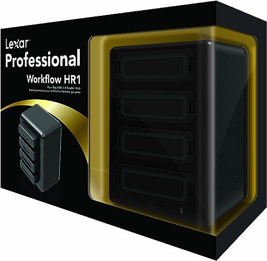 Memory Card Readers & Adapters Lexar Professional Workflow HR2 ...