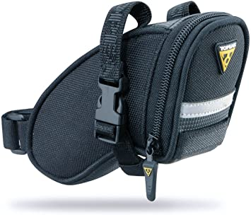 Topeak Aero Wedge Pack - Bolsa para platillos, color negro ...