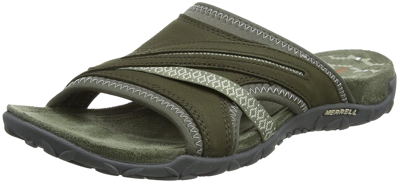 83afaadb5 Merrell Women s s Terran Slide Ii Open Toe Sandals  Amazon.co.uk  Shoes    Bags