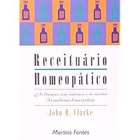 Receituário homeopático
