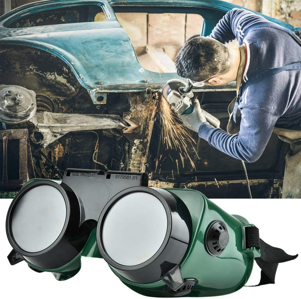 Cutting Grinding Welding Goggles With Flip Up Glasses Welder Protect J/_DMXI
