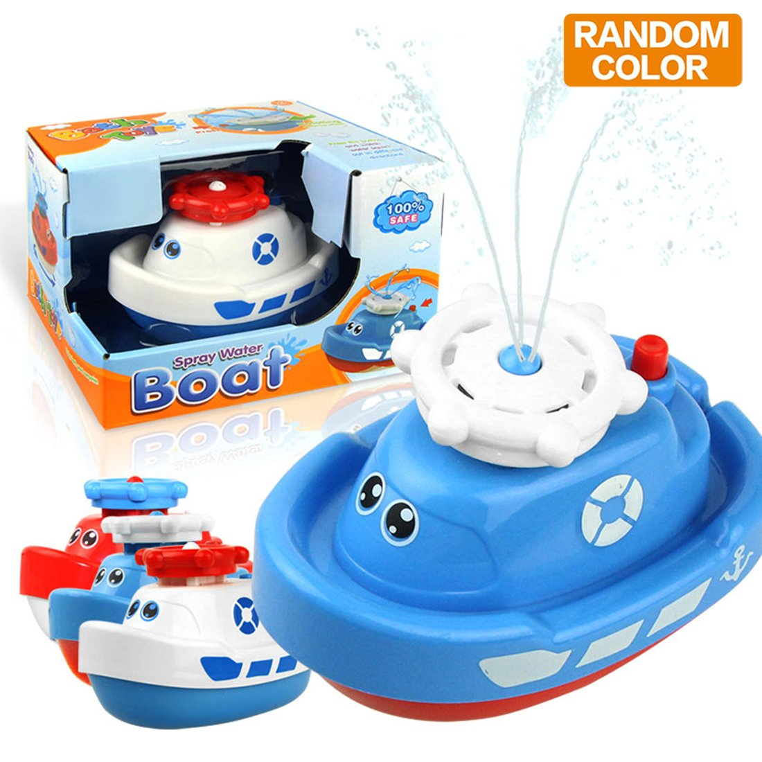 50%OFF Toys for Boys 3 Year Old Minus, Joyfun Bath Toys Floating ...