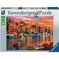 Ravensburger 1500 Parça Puzzle Akdeniz Limanı (162802)