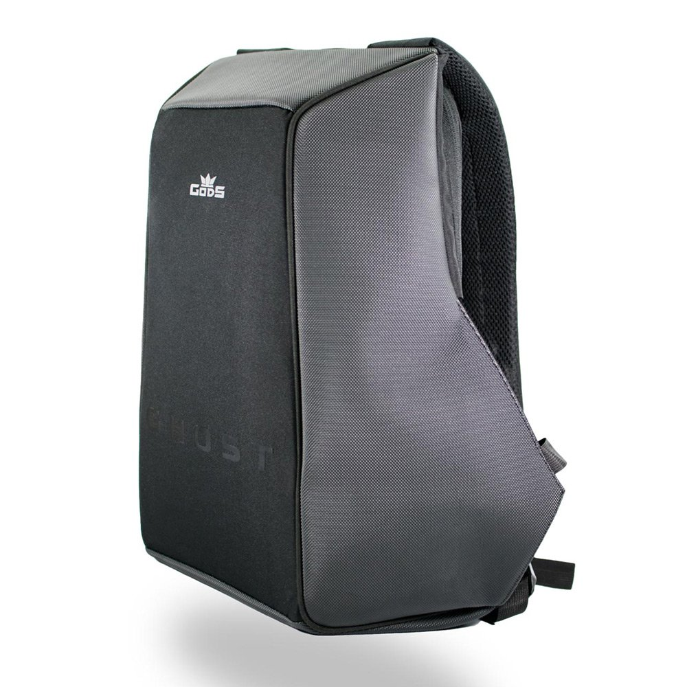 Gods Ghost Laptop Backpack(Black)
