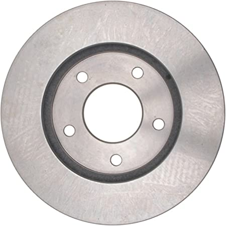 ACDelco 18A2549A Advantage Non-Coated Front Disc Brake Rotor