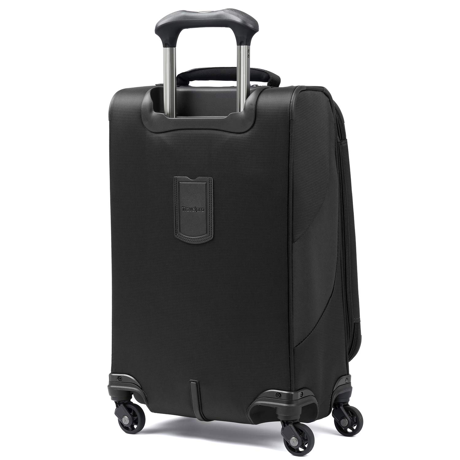 Travelpro Maxlite 4 Expandable 21 Inch Spinner Suitcase, Black by Travelpro (Image #2)