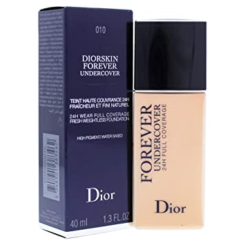 64c4a1a9c6 Amazon.com : Diorskin Forever Undercover 24H Full Coverage Ultra ...