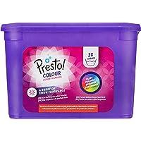 Marque ijcci.info- Presto! Doses de lessive Couleurs, 152 Lavages (4 packs de 38 lavages)