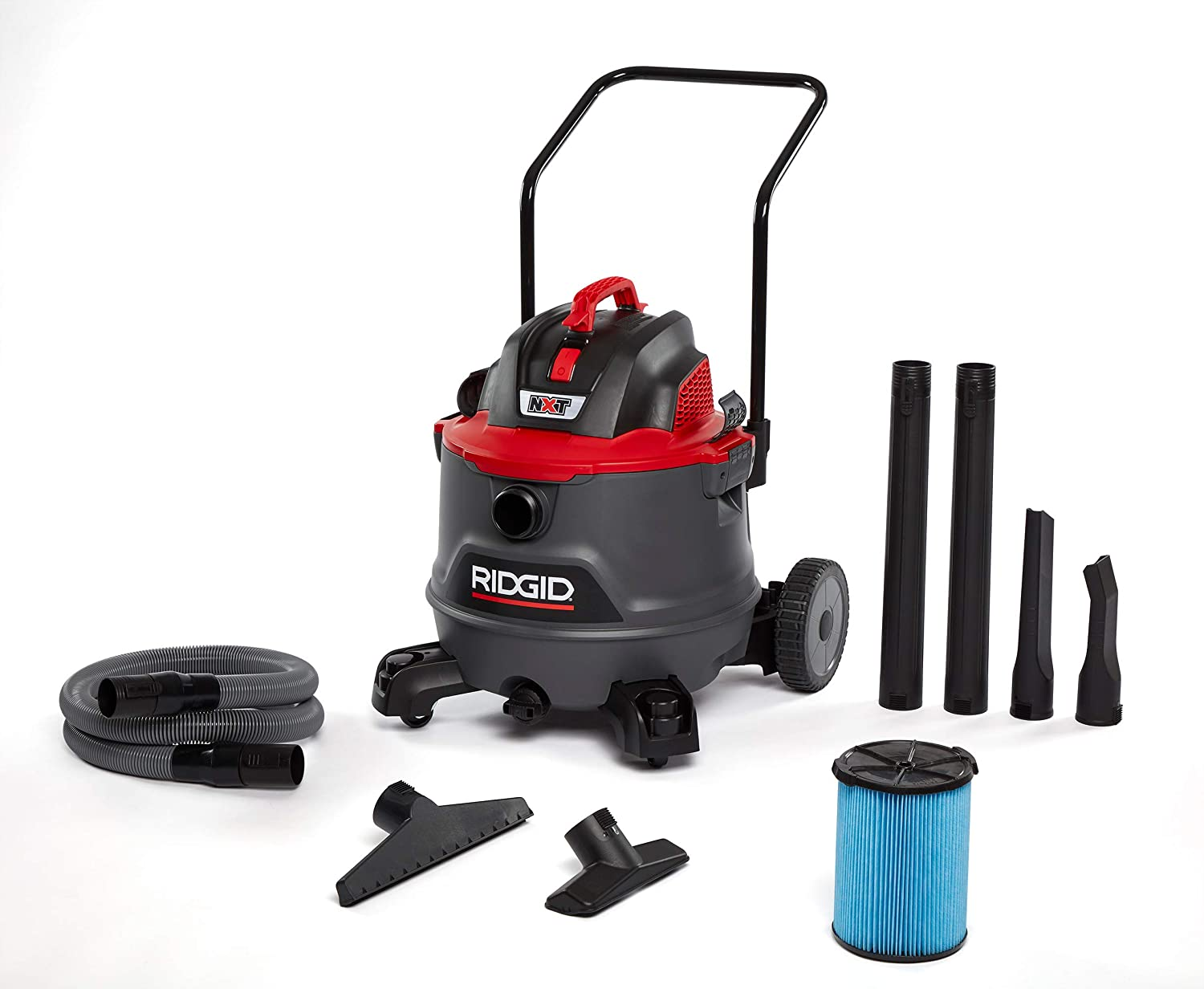 Ridgid 62718 Red 14 gallon RT1400 Wet/Dry Vacuum