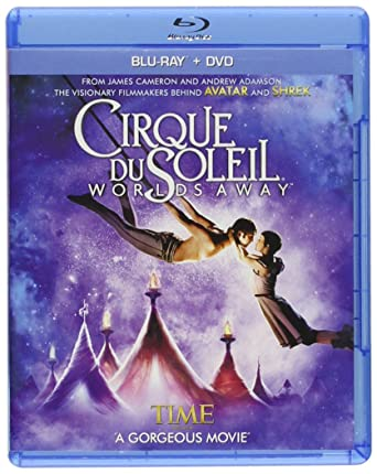 : Cirque du Soleil: Worlds Away [Blu-ray]: Erica Linz ...