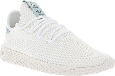 zapatos adidas blanco con verde 40