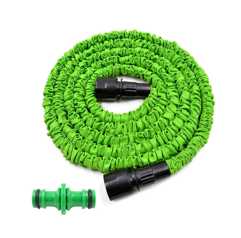 Green Size : 7.5m SS Faucet Garden Hose to Prevent Leakage of Expandable Watering Hose Multi-size