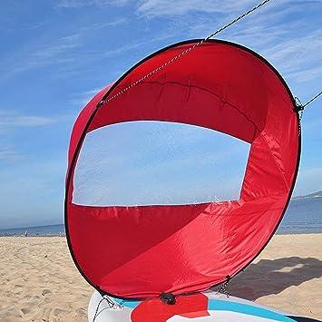 Bluelliant Vela Kayak Accesorios De Canoa Hinchable Barco Piraguas ...