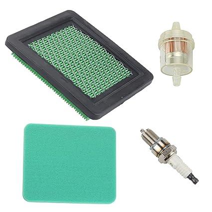 Amazon.com: Anzac 17211-ZL8-023 - Filtro de aire para ...