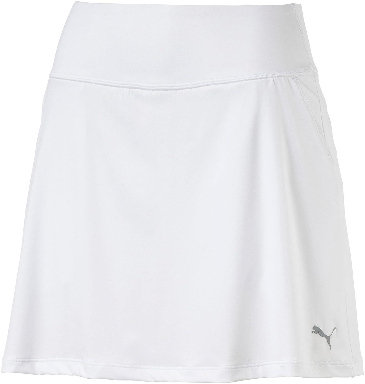 [プーマ] レディース スカート PUMA Women's PWRSHAPE Knit Golf Skort [並行輸入品]   B07NXY9YLG