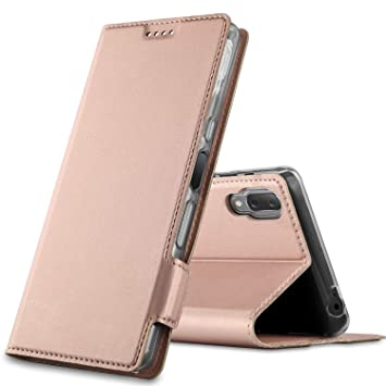 GEEMAI Diseño para Sony Xperia L3 Funda, Protectora PU Funda Multi ...