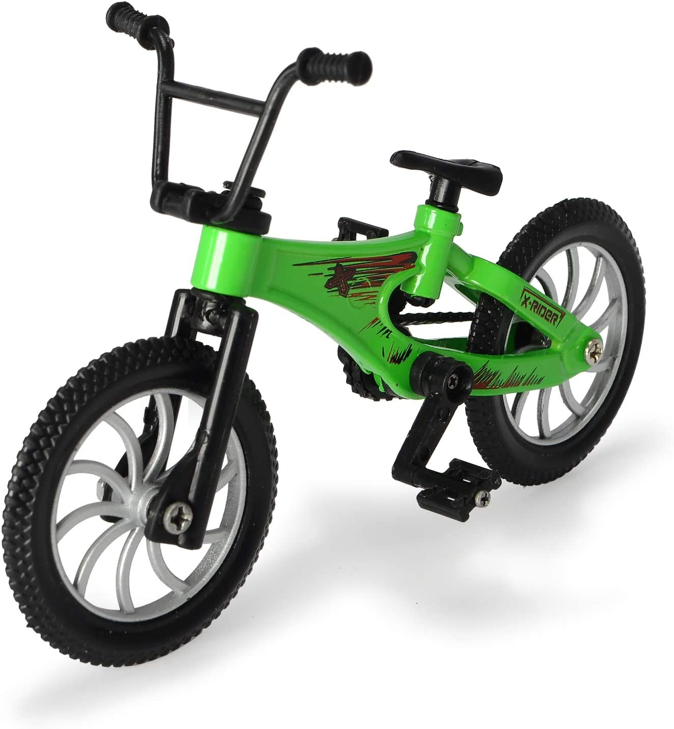 Dickie Toys 203341019 Stunt Bike, Tricks, Finger Bicicleta ...