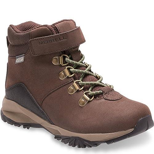 d2ca1f4c7f9 Merrell Kids Alpine Casual Boot WTRPF Waterproof Snow Boot (Toddler/Little  Kid/Big Kid)