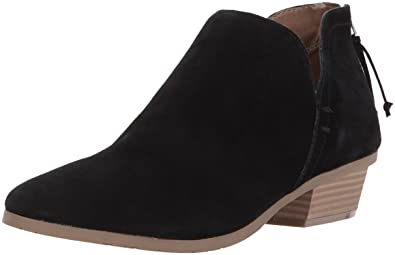 c386497070386 Kenneth Cole REACTION Women s Side Way Low Heel Ankle Bootie Boot