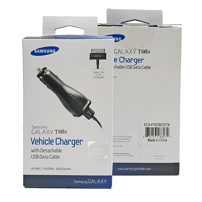 Oficial Samsung adaptación rápida carga vehículo cargador de ...
