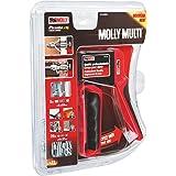 Molly m100800-xj 8x 25/10x 5mm 35–70kg mm multi-metal Plus de fixation