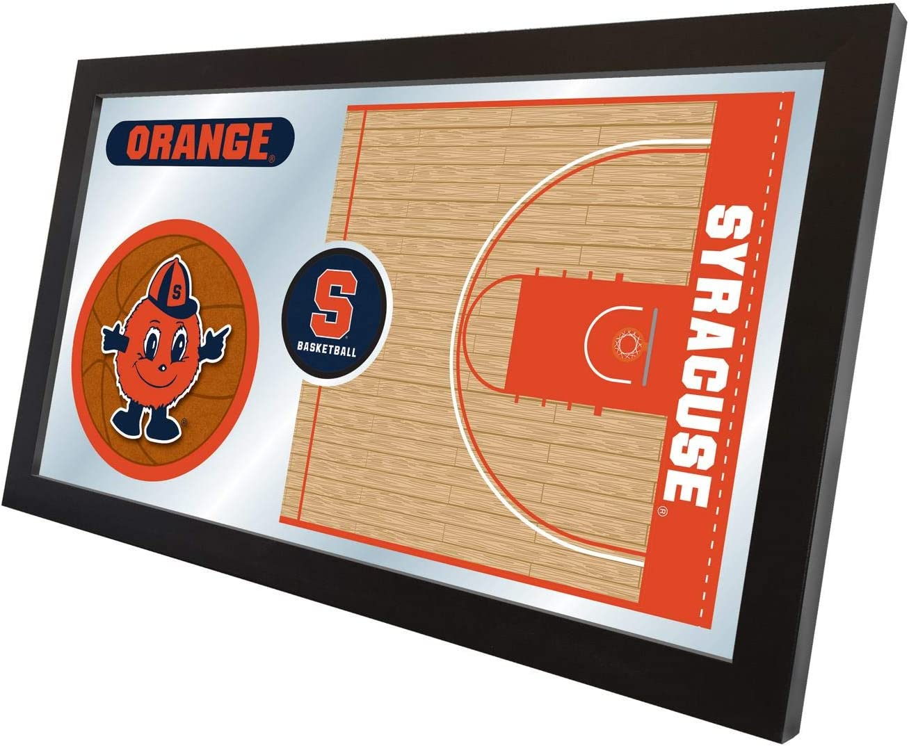 Holland Bar Stool Co Syracuse Basketball Mirror