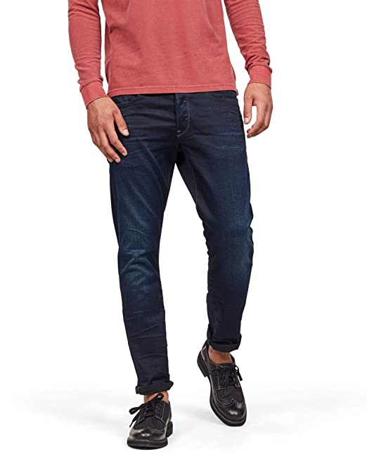 G-STAR RAW 3301 Straight Tapered Jeans para Hombre