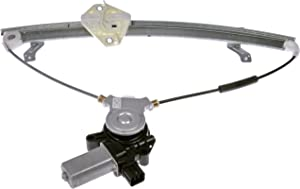 Dorman 741-306 Front Driver Side Power Window Regulator and Motor Assembly for Select Honda Models