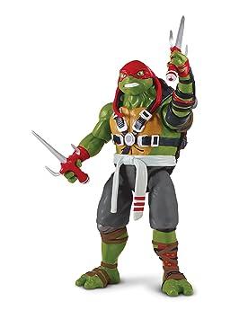 Las Tortugas Ninja 2 - Hablar Deluxe Figura - Raphael ...