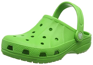 bcfcebe2ca672c crocs Ralen Clog K Unisex Kids Slip on  Shoes  15908-320-C4C5 Lime  Buy  Online at Low Prices in India - Amazon.in