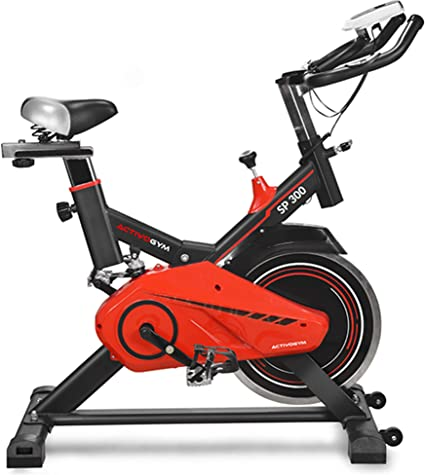 Activogym SP300, Bicicleta Indoor Spinning, Volante de Inercia 13 Kg, Profesional. Marca Española de Calidad: Amazon.es: Deportes y aire libre