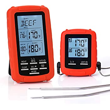 Amazon Com Acurite 00278 Digital Meat Thermometer And