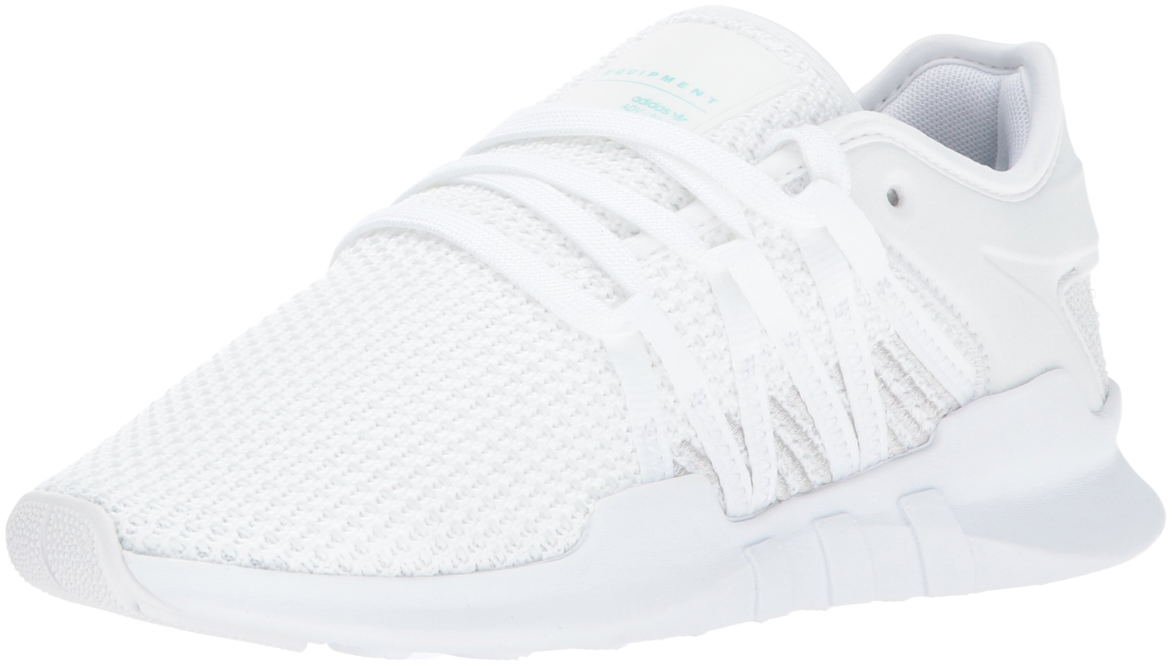 quality design bf145 12ae9 adidas Originals Women's EQT Racing ADV W Sneaker, White/Grey ONE, 7.5  Medium US