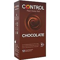 Control Preservativos Chocolate 12 Uds 12 Unidades 50
