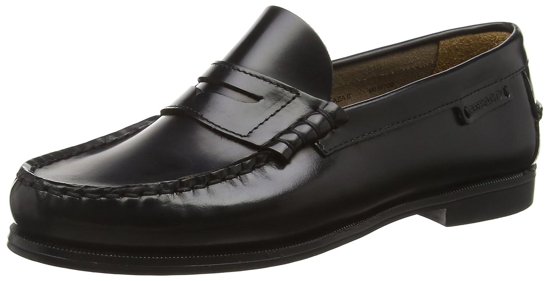 Schwarz(schwarz Leather) Sebago Damen Plaza Ii Slipper, braun