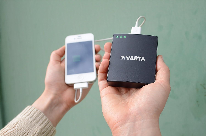 Amazon.com: Varta 2 en 1 Powerpack & Cargador [varta-57920 ...