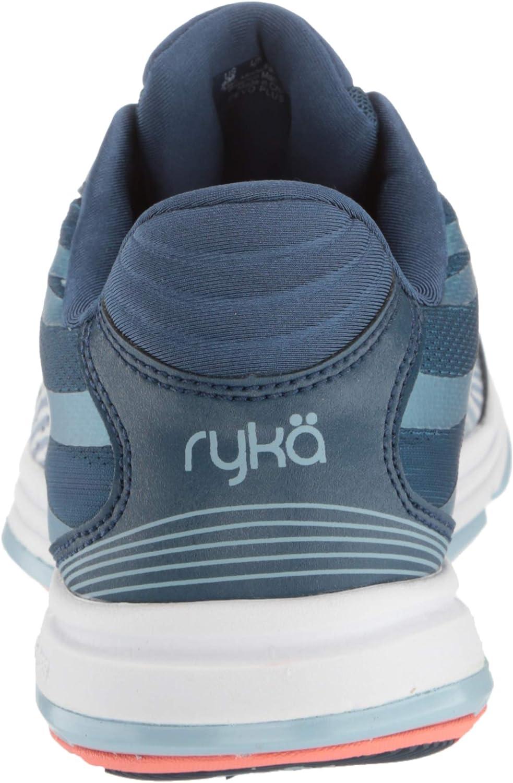 Navy Ryka Womens Devotion Plus 3 Walking Shoe 3 UK