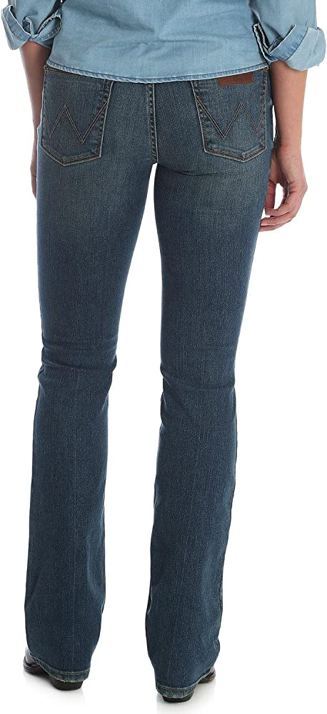 Amazon.com: Wrangler - Pantalones vintage, para mujer ...