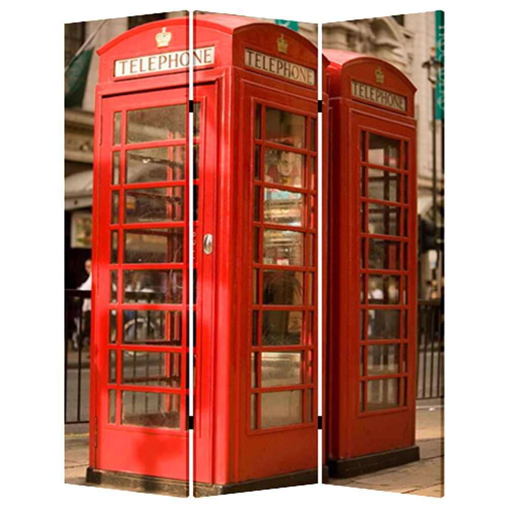 Screen Gems London Room Divider