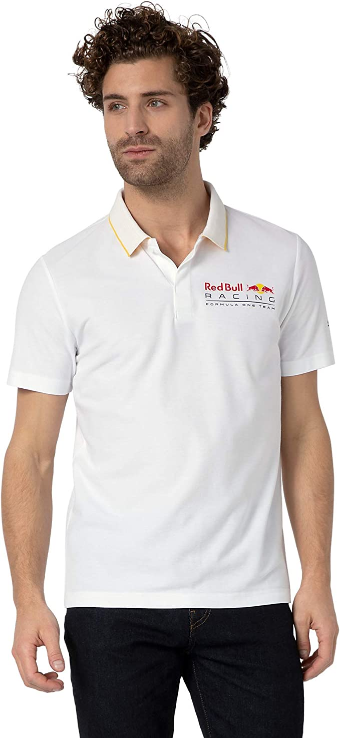 Red Bull Racing Street Camisa Polo, Hombres - Official Merchandise ...
