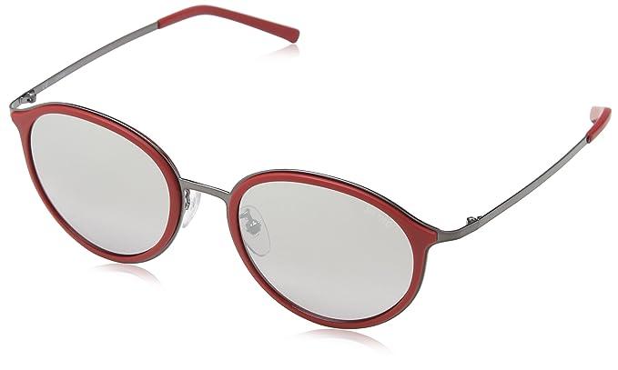 Sting Damen Sonnenbrille Ss4904, Grau (Shiny Palladium), Einheitsgröße