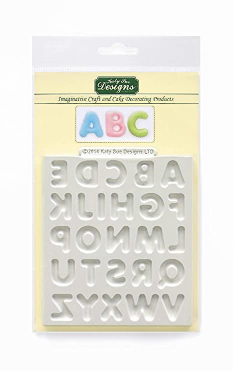 Katy Sue Mini Domed Alphabet Design Mat Pozostałe