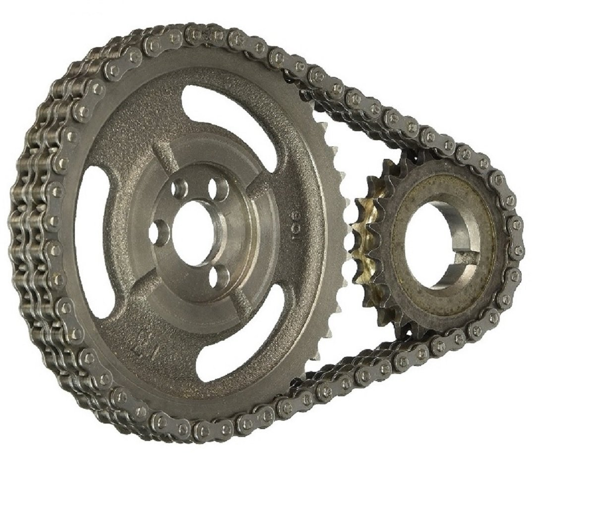 Chevy 305 307 327 350 283 400 Torque Camshaft Cam Timing Problems Lifters Kit Double Row Automotive