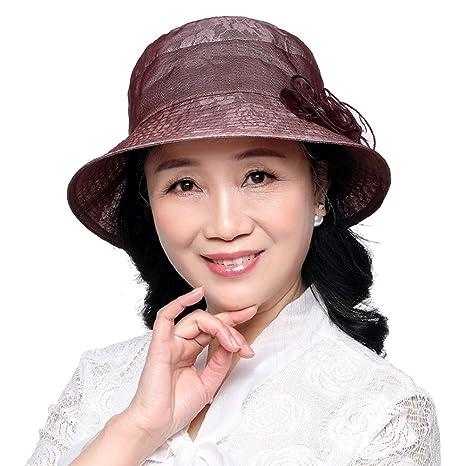 Amazon.com  YD hat Summer Hat c83828b6d02